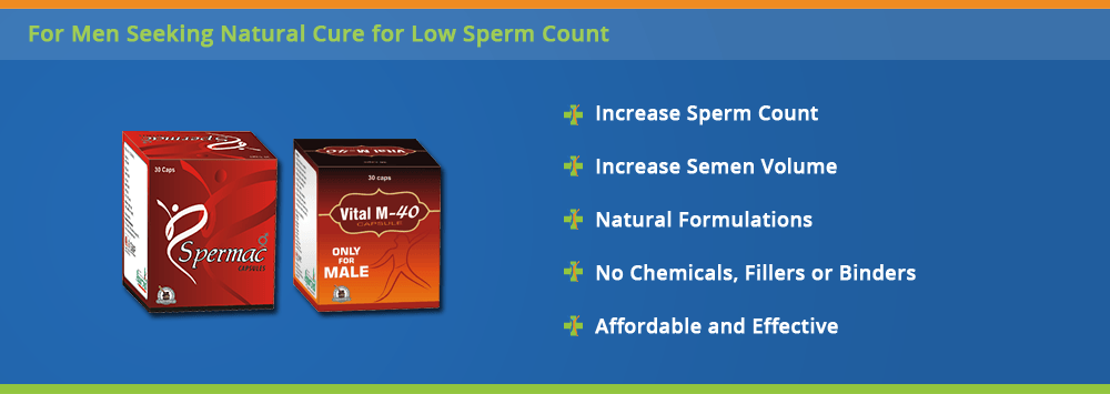 Natural Remedies for Low Sprem Count